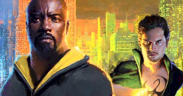 Luke Cage and Iron Fist Can Get Rebooted by Marvel Starting Next Month